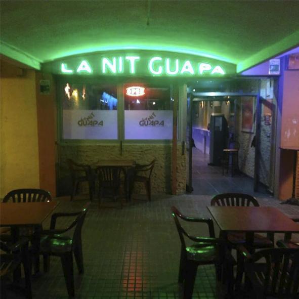 La Nit Guapa Istiu